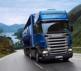 Моторне дизельне масло для вантажних автомобілів
